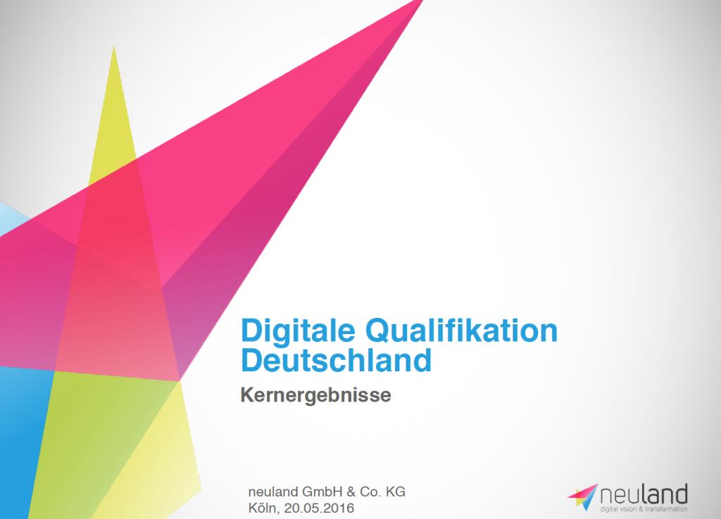 Digitale Transformation Umfrage Von Idd Und Neuland Zeigt Defizite