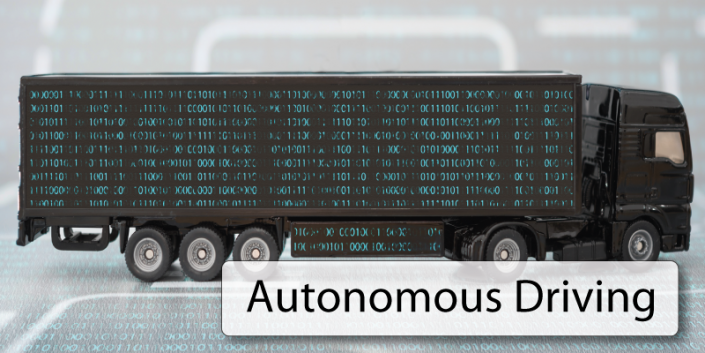 Autonomous Driving Truck