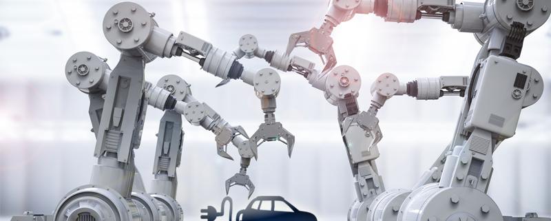 Digital Car Manufacturing