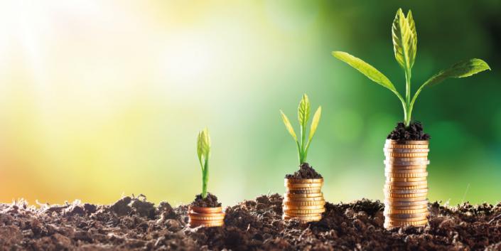 Finanzierung für die Digitalisierung