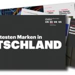 Relevante Marken in Deutschland