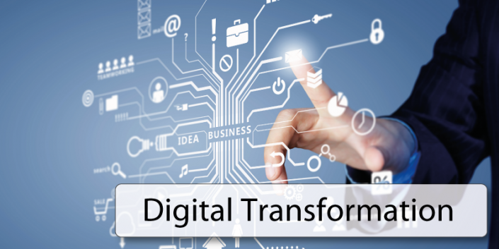Touch Digital Transformation