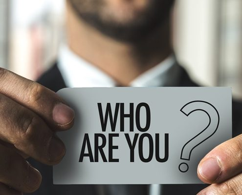 Who Are You? (© gustavofrazao   fotolia.de)