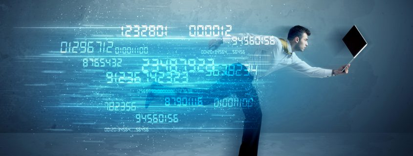 Big Data erfordert schnelle Analysen (© ra2 studio | fotolia.de)