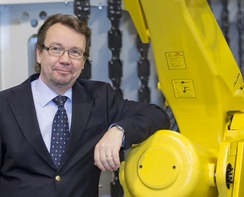 Tomas Hedenborg, CEO Fastems