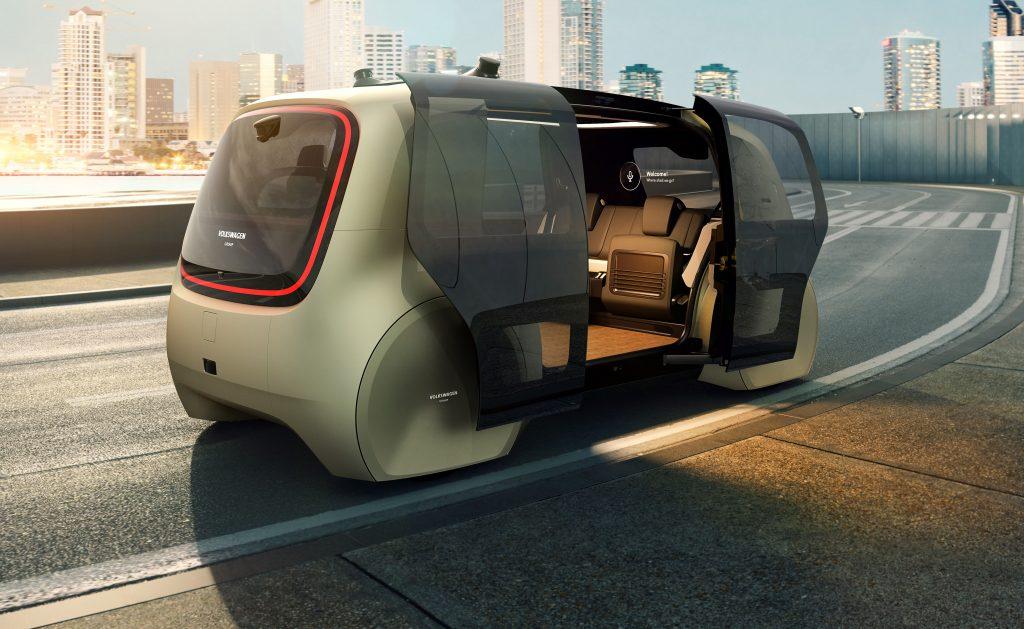 Volkswagens Zukunft? Concept Car Sedric