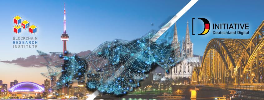 Blockchain Research Institute (BRI) und Initiative Deutschland Digital (IDD) vereinbaren Partnerschaft | Bilder: (© ToheyVector, © Aqnus, © euregiocontent | fotolia.de)