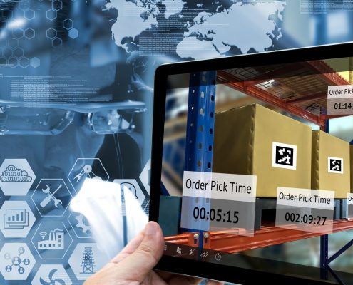 Digitalisierung in der Logistik (Quelle: © zapp2photo | fotolia.de)